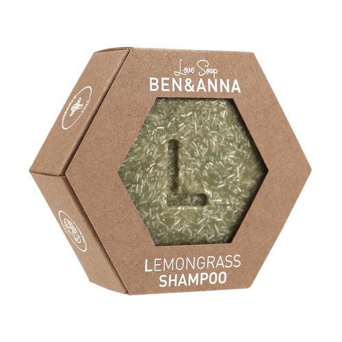 Ben & Anna Shampoo Bar - Lemongrass