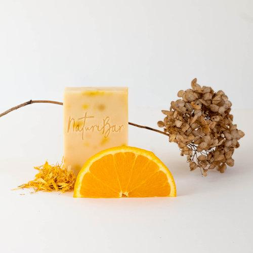Nature Bar Sinaasappel- & Calendulazeep