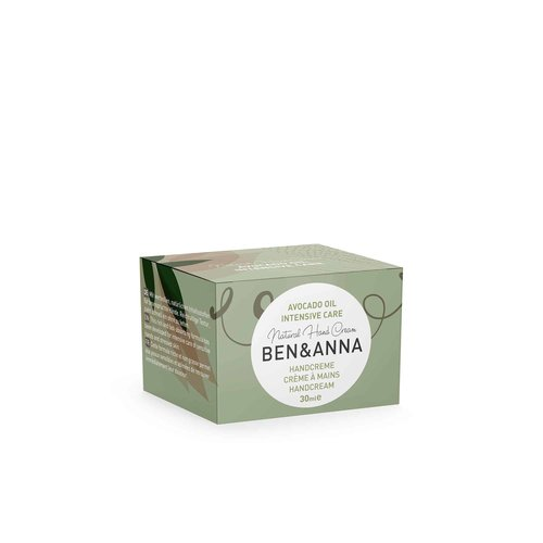 Ben & Anna Hand Cream - Intensive Care