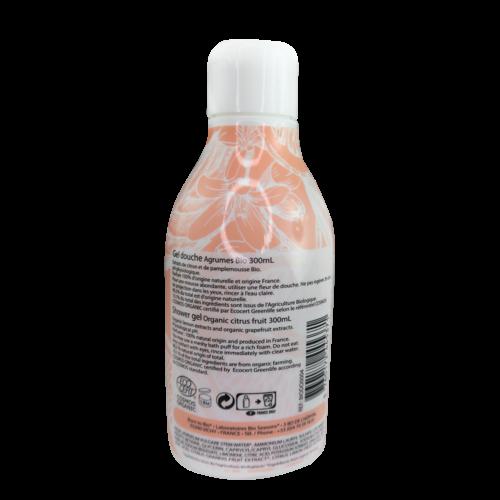 Born to Bio Organic Citrus Fruit Shower Gel (300ml)