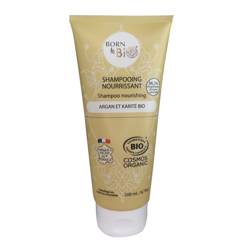 Born to Bio Nourishing Shampoo Cosmos Organic (200ml)