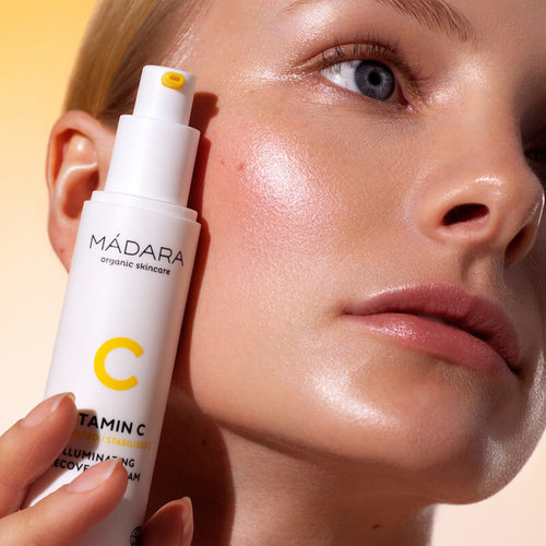 Madara Vitamin C Illuminating Recovery Cream