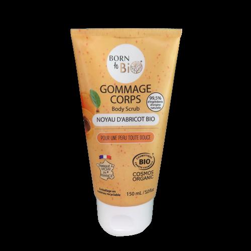 Born to Bio Body Scrub Cosmos Organic (150ml)