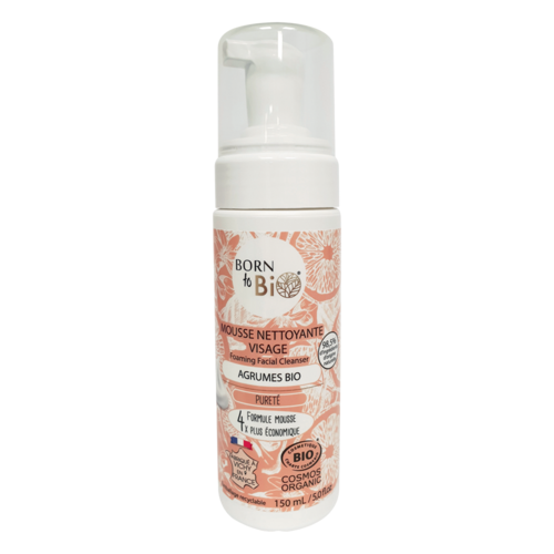 Born to Bio Cleansing Foam For Oily Skin (150ml)