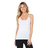 Bamboe Cami Top - Wit