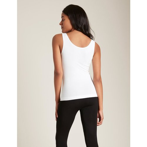 Boody Bamboe Tank Top - Wit
