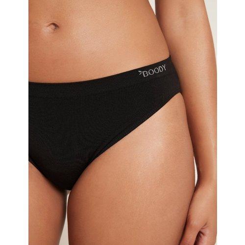 Boody Bamboe Classic Bikini - Zwart