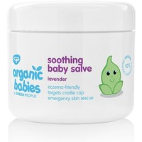 Organic Baby Soothing Baby Salve - Lavender