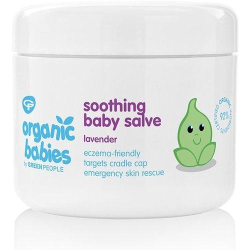 Green People Organic Babies Soothing Baby Salve - Lavender