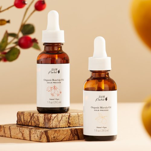 100% Pure Organic Marula Oil
