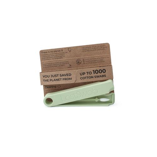 LastSwab Herbruikbaar Wattenstaafje Beauty - Green