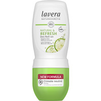 Deodorant Roll On - Natural & Refresh (50ml)