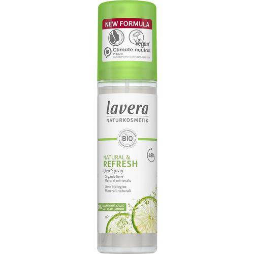 Lavera Deodorant Spray - Natural & Refresh (75ml)