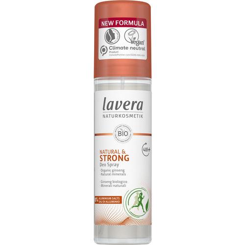 Lavera Deodorant Spray - Natural & Strong (75ml)