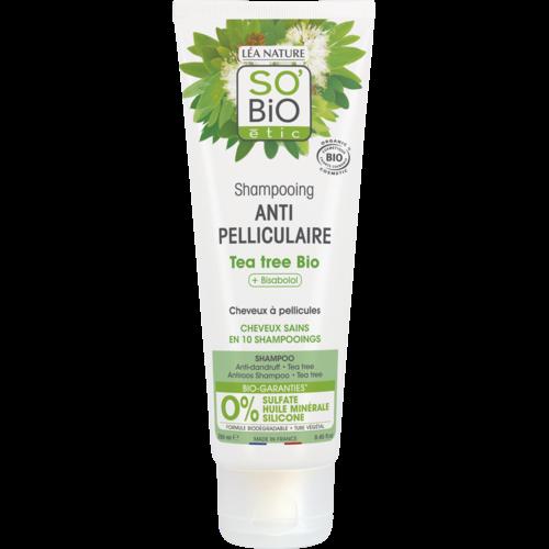 So'Bio Étic  Shampoo - Anti Roos