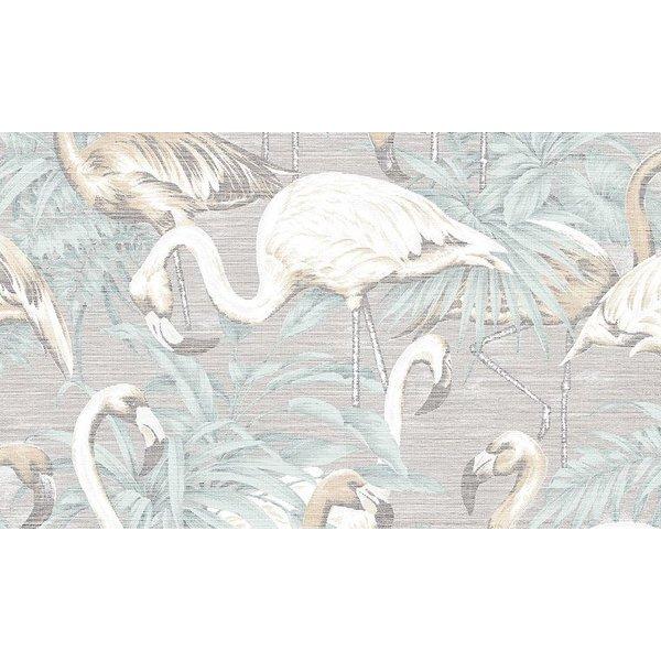 Arte Wallpaper Flamingo 31542