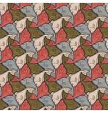 MC-Escher Fish  23103