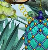 KIT-MILES Ecclesiastical Botanica TITAN MICA 105 A