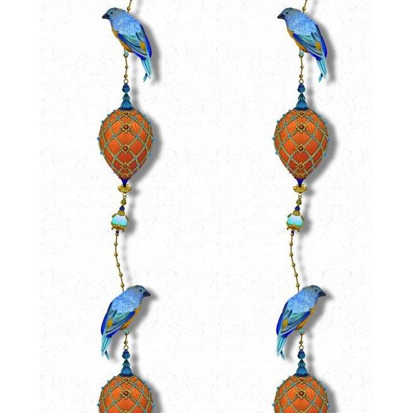 Pendants and Ornamental Birds  8941 4002