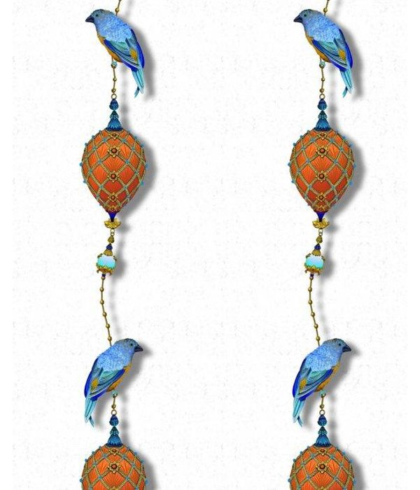 KIT-MILES Pendants and Ornamental Birds  8941 4002