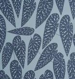 Miss-Print Tropics Blue Leaf MISP1294