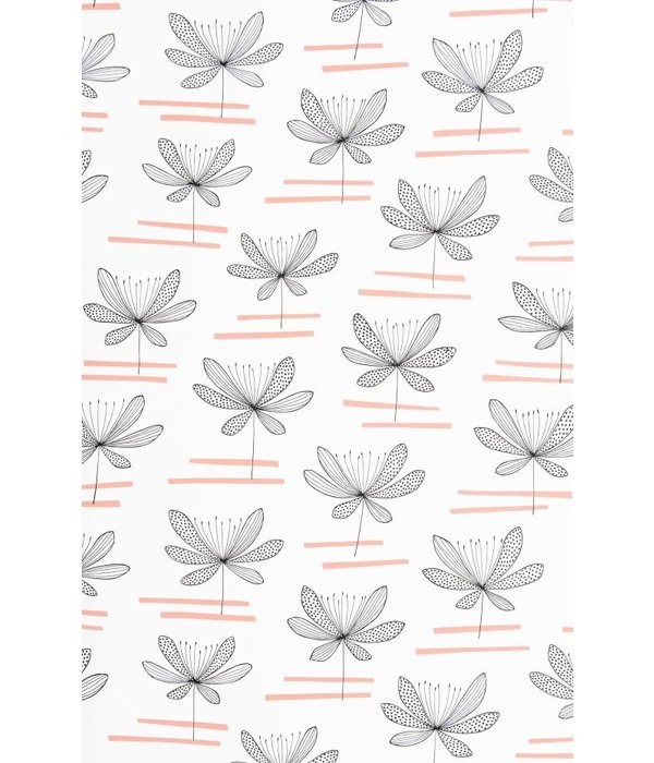Miss-Print Water Lily Rosemallow MISP1295