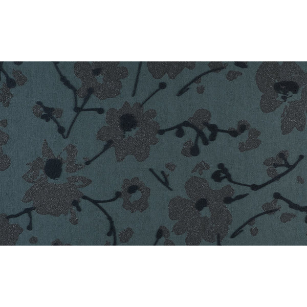 Flamant Metal Velvet Flower and Lin 18009