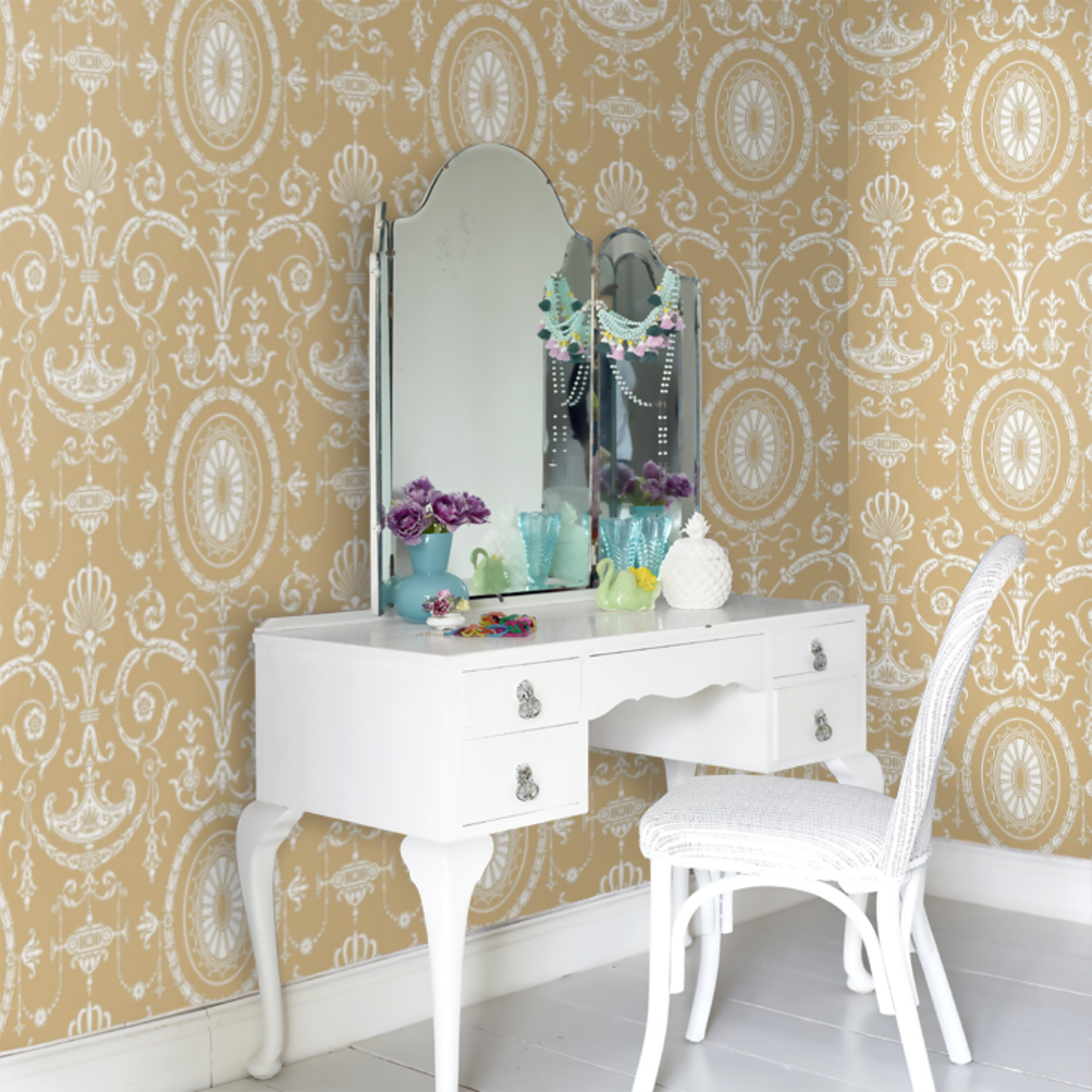 Little Greene PALL MALL - VERMEER - De