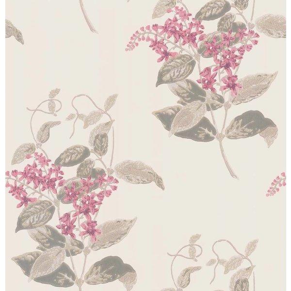 Madras Violet Pink (Groen, Roze) 100/12058