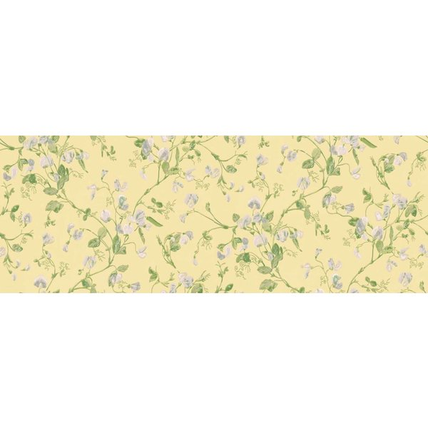 Sweet Pea Groen, Blauw, Geel 100/6029