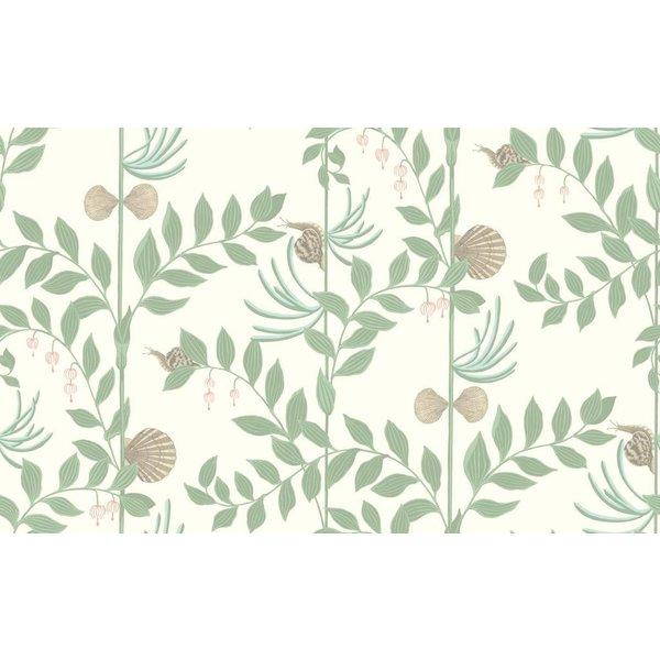Secret Garden Groen, Wit, Bruin 103/9031