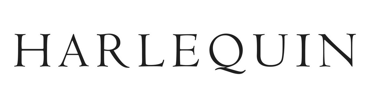 logo harlequin behang wallpaper