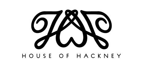 logo house of hackney behang wallpaper