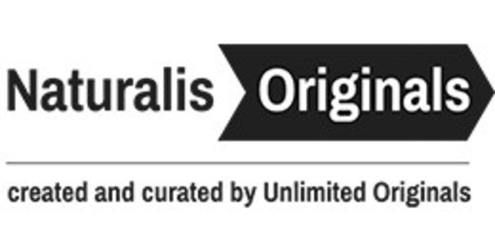 logo naturalis originals behang