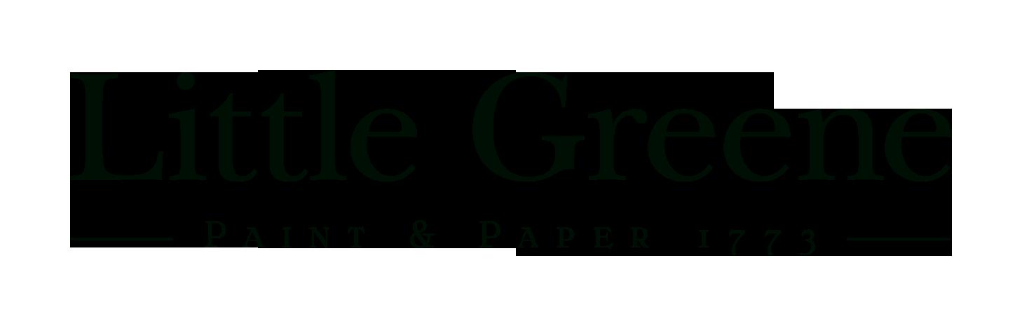 logo little greene behang wallpaper