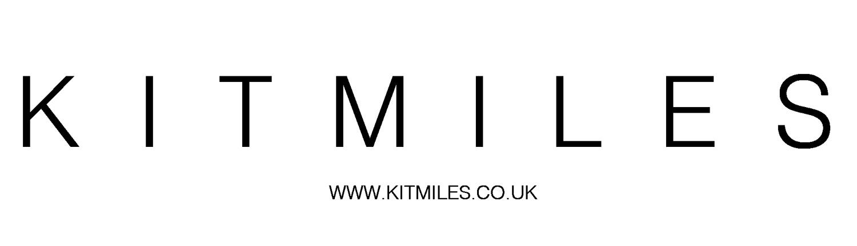 logo kit miles behang wallpaper