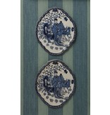 Braquenie Gisors Corail Wallpaper