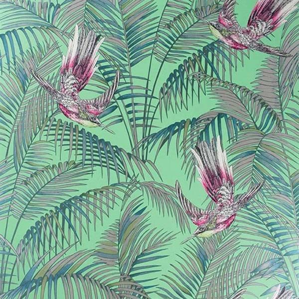 Sunbird Grass/Cerise/Metallic W654303