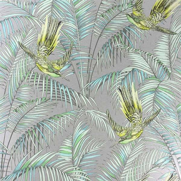 Sunbird Silver/Lemon/Soft Jade