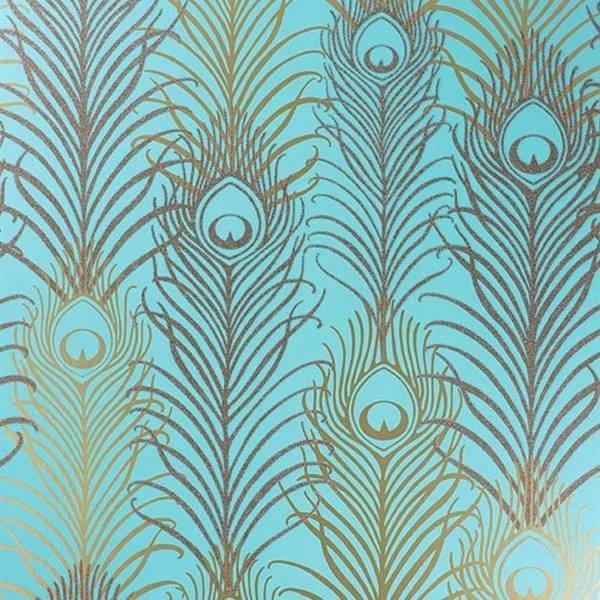 Peacock Jade/Metallic W654102