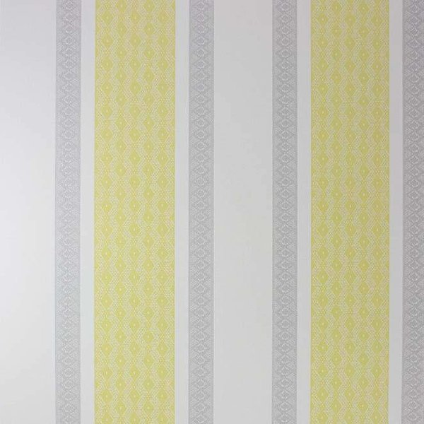 Chantilly Stripe Primrose/Silver/Stone W6595-02