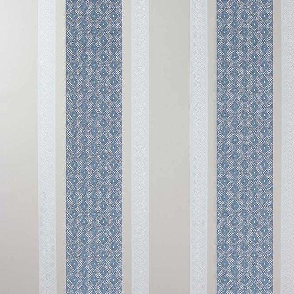 Chantilly Stripe Sapphire/White/Stone