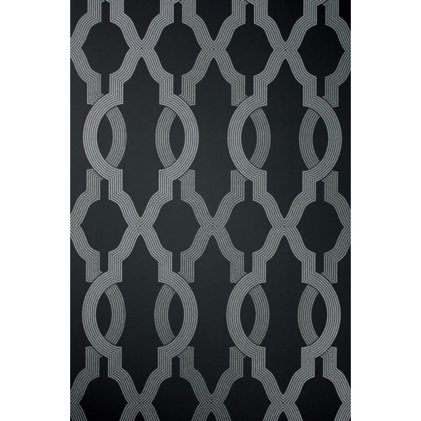 Cannetille Black Silver W6434-03