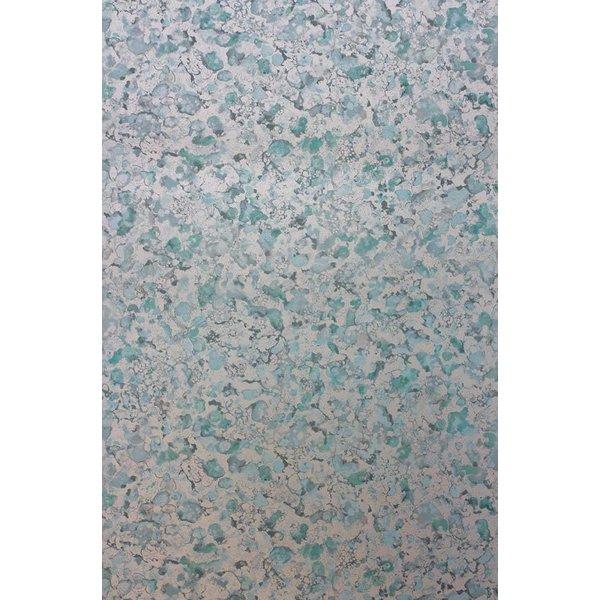 EBRU White Green W6751-02