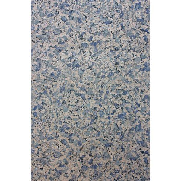 EBRU Blue Light Gray W6751-04