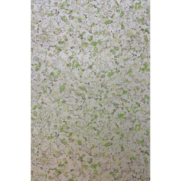 EBRU Green White