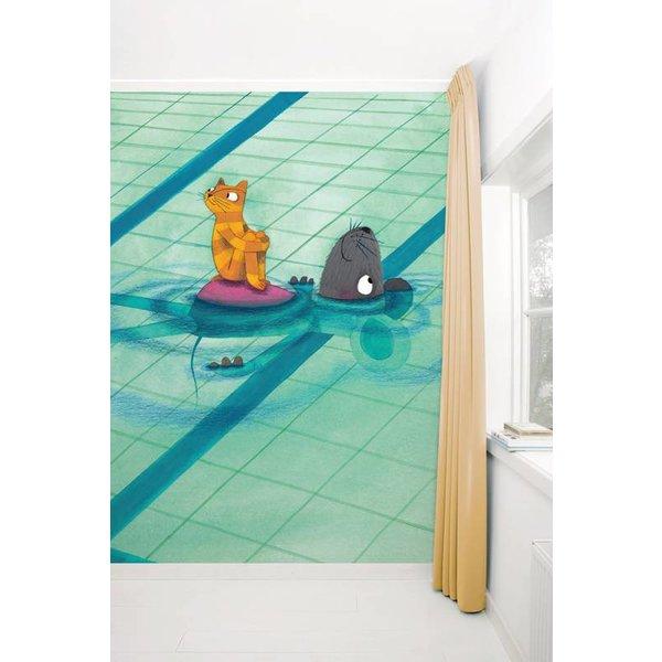 Swimming Lesson WS-026