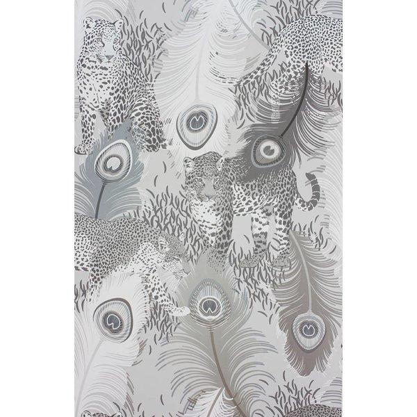 LEOPARDO Gray Silver