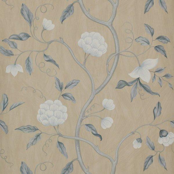Snow Tree Blue/Cream 7949/09