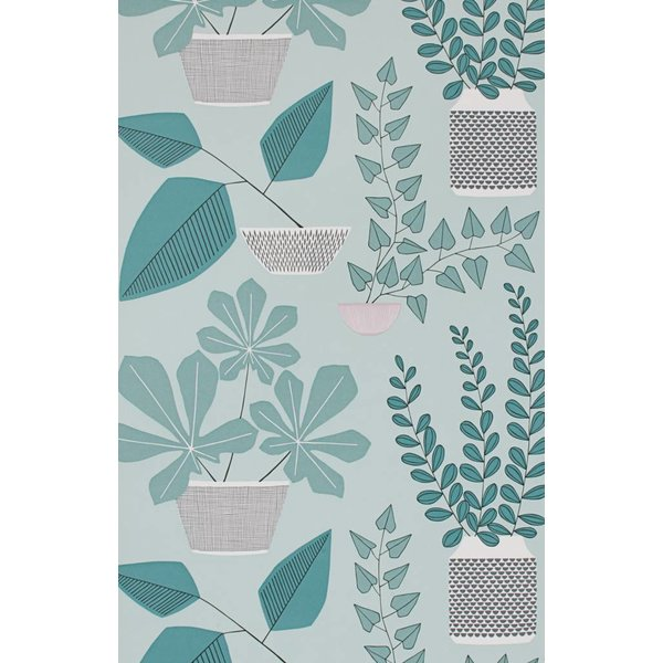 House Plants Wallpaper Marina MISP1178
